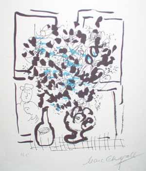 A Chagall by Tony