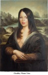 Fernanda As Mona Lisa