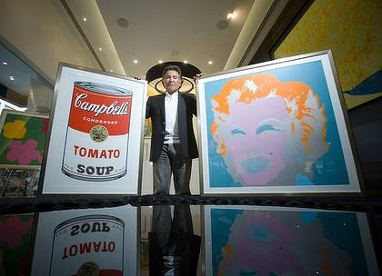 Tony and the Warhol Challenge