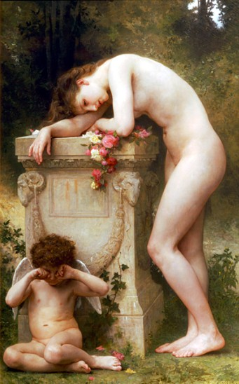 A Bougereau by Tony