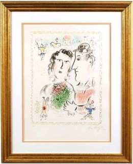 One of Tony's Chagalls