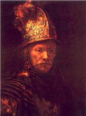 A Rembrandt by Tony
