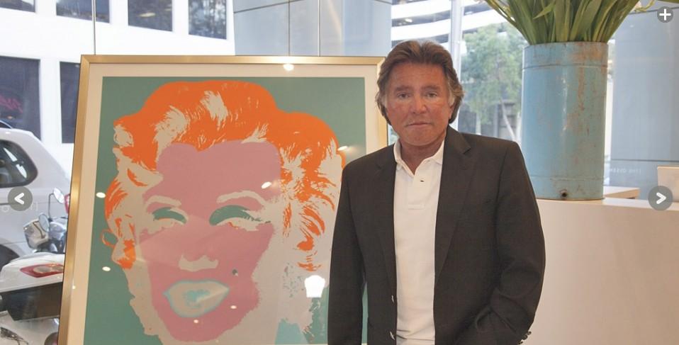 Tony At the Warhol Challenge